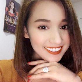 Dien vien La Thanh Huyen SLIM X3 GIẢM CÂN NHANH