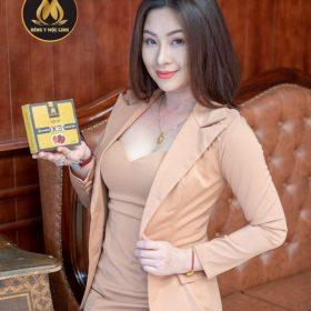 Giảm cân Slim X3 chính hãng - Hotgirl Ngọc Mai review