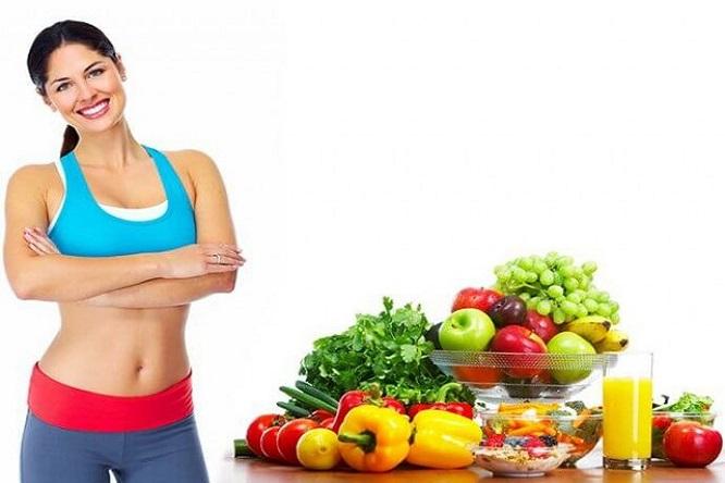 Cách giảm cân hiệu quả bằng rau củ quả thiên nhiên