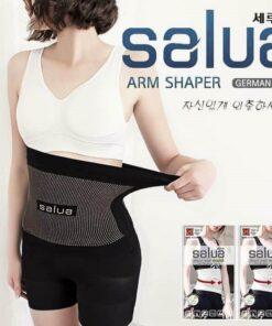 Đai nịt bụng Salua mềm mại co giãn tốt giúp lấy lại vòng eo thon gọn