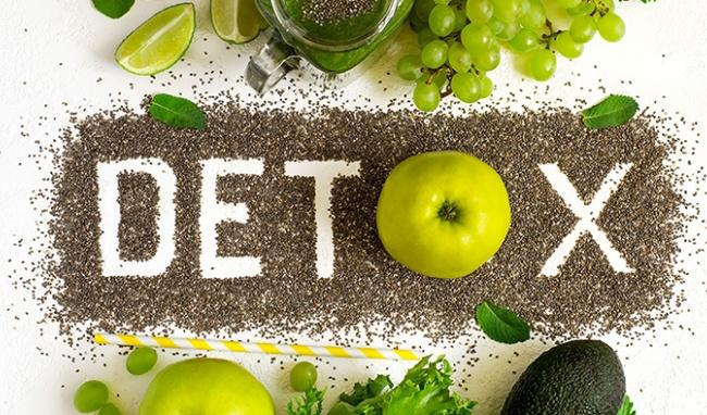 Detox - Thực phẩm chăm sóc sức khỏe