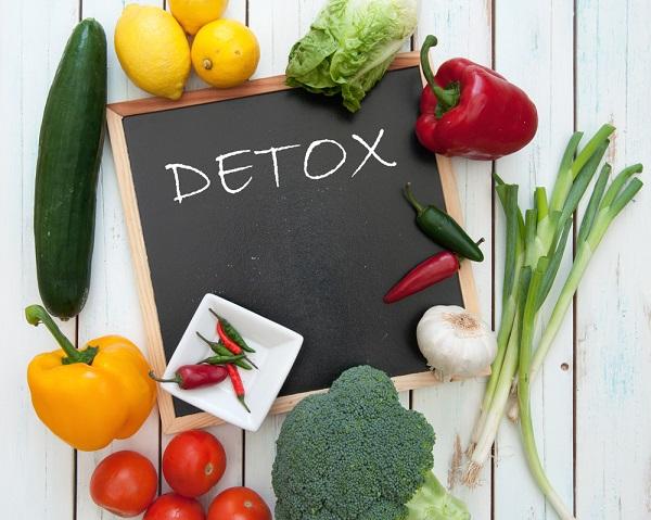 Detox  Giúp thanh lọc cơ thể lấy lại vóc dáng thon gọn và săn chắc sau 02 tuần