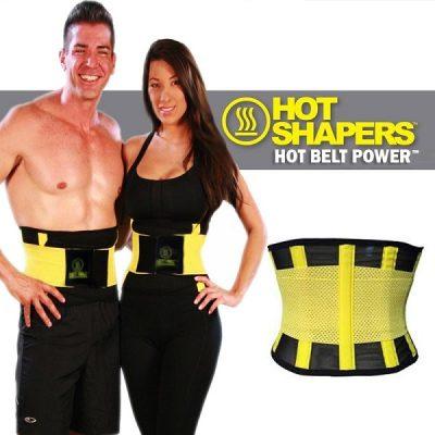 Đai sinh nhiệt giảm mỡ cao cấp Hot Belt Power