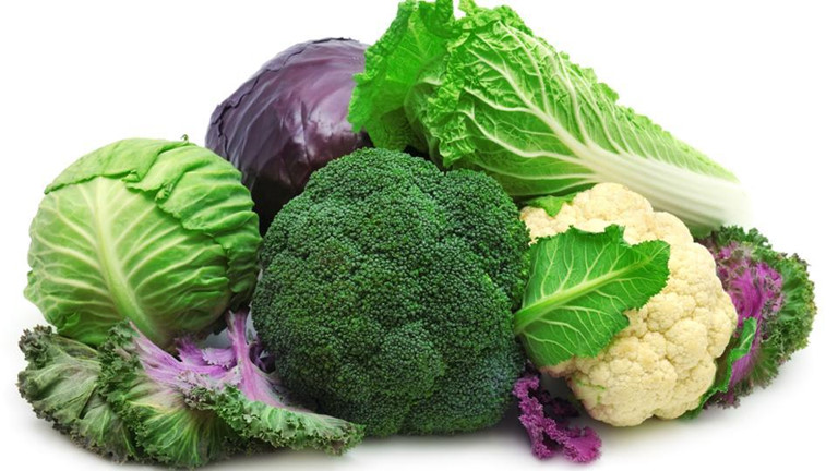 Thực phẩm rau cải - họ cải