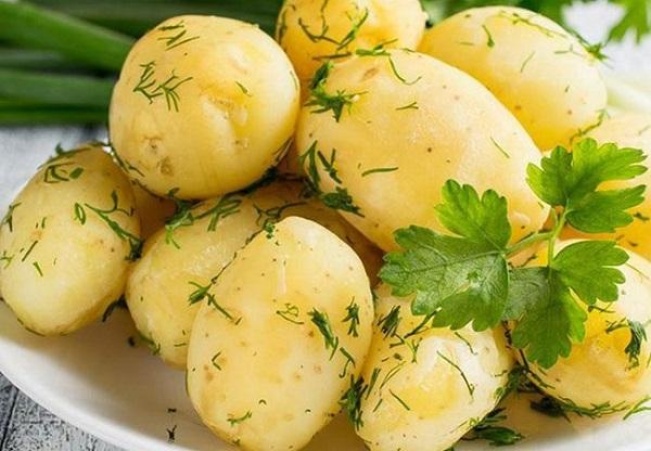 Thực phẩm khoai tây - hỗ trợ giảm cân hiệu quả