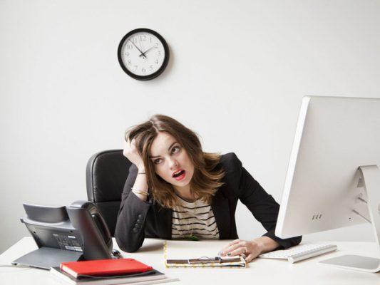 Stress công việc - Nguy cơ Tăng cân dân văn phòng và công sở 2