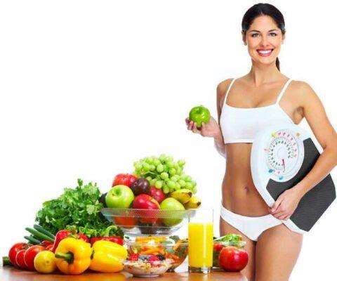 Thực đơn diệt sạch mỡ bụng hiệu quả