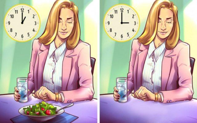 Ăn liên tục dù chưa đói