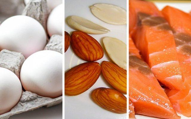 Không ăn đủ lượng protein cần thiết