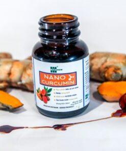NANO CURCUMIN – Hỗ trợ điều trị đau Dạ dày và viêm đại tràng hiệu quả