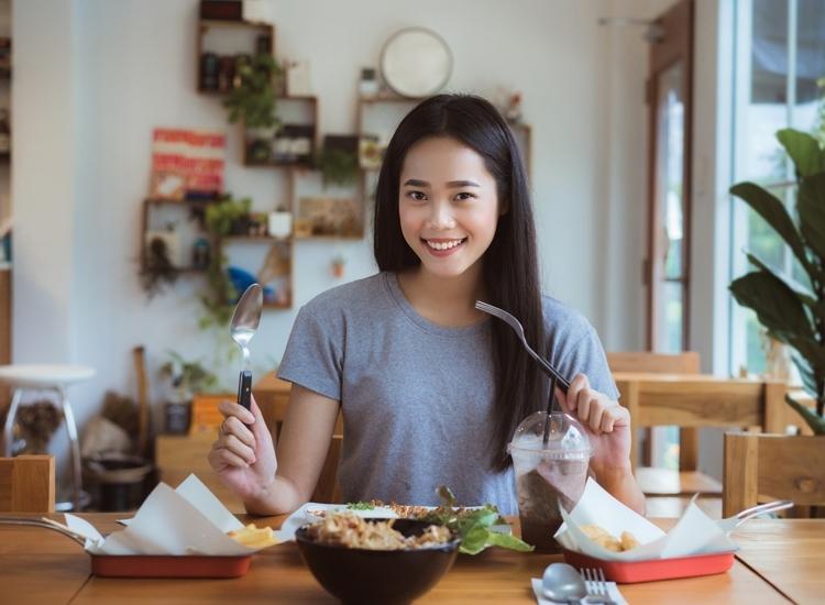 Bữa ăn tối không lo tăng cân - Thực đơn giảm cân