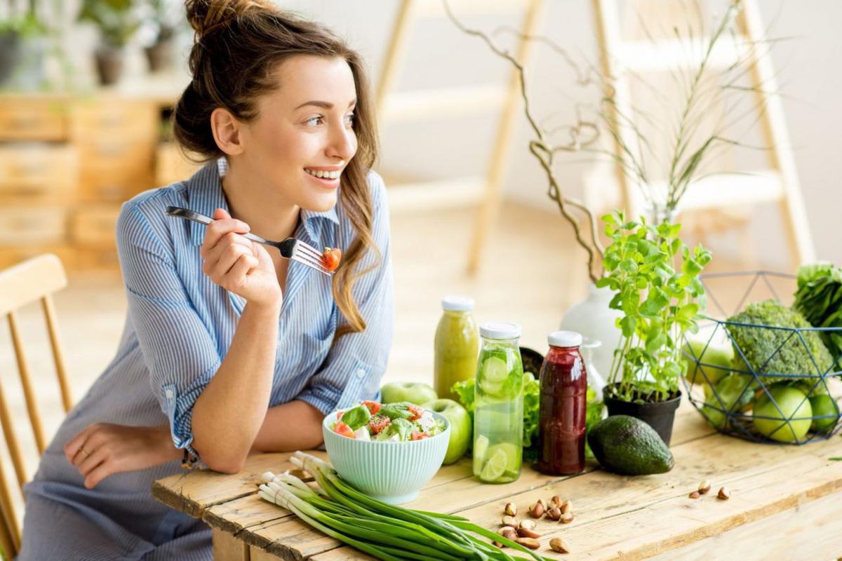 Bữa trưa không lo tăng cân - dành cho người đang giảm cân