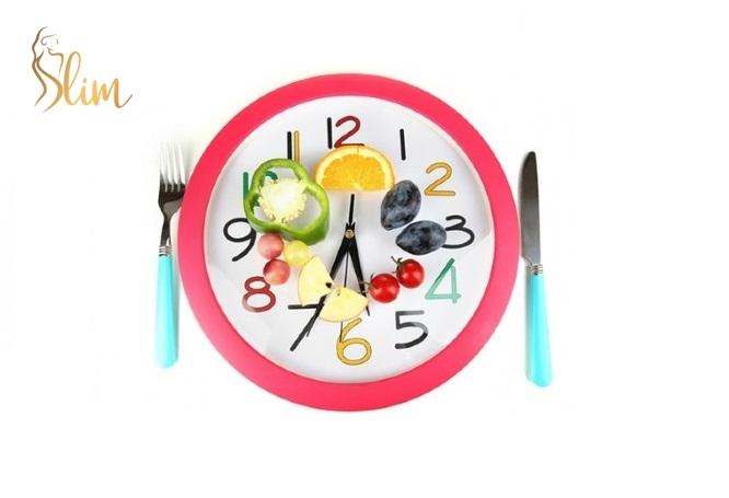 Các khung giờ Ăn không lo tăng cân - Thực đơn giảm cân khoa học