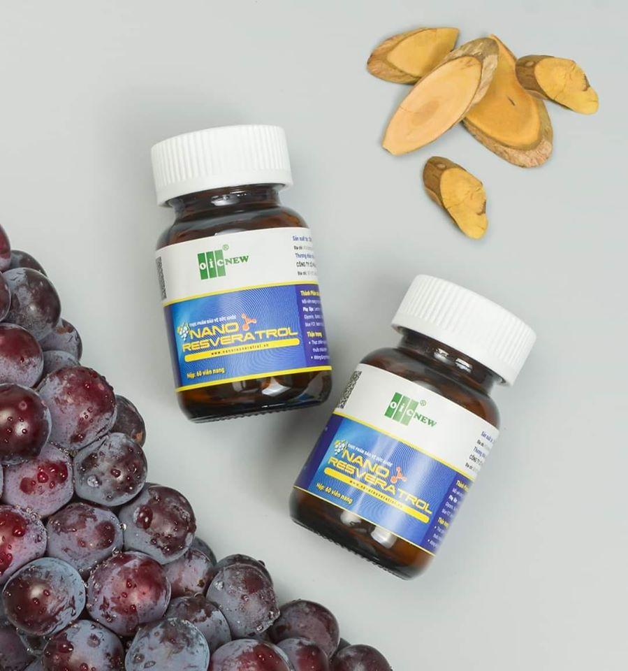 Nano-Resveratrol-Giảm-Cholesterol-Giảm-mỡ-máu-Bảo-vệ-tim-mạch