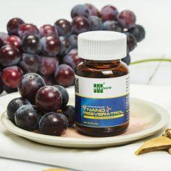 Nano Resveratrol OIC hỗ trợ điều trị bệnh tim mạch và huyết áp cao