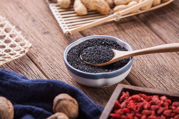 Hạt mè đen - vừng đen Sesamin có tác dụng giảm cân hiệu quả