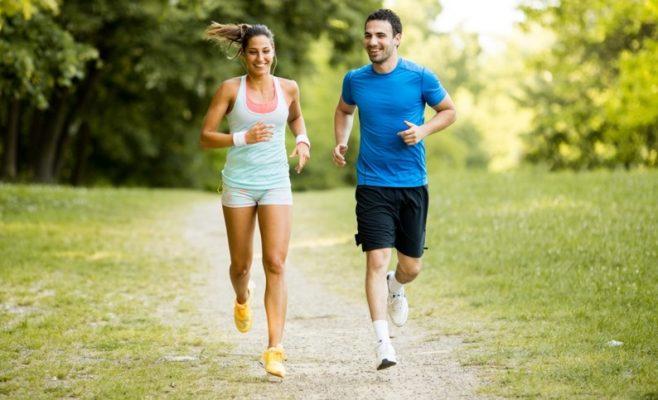 Chạy bộ tăng cường sức khỏe - Giảm mỡ hiệu quả - Ngăn ngừa Bệnh tim mạch