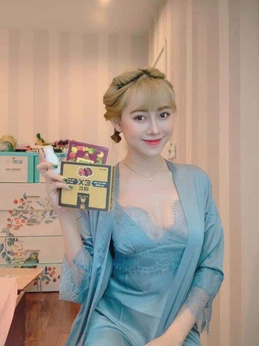 Giảm cân Slim X3 Chính hãng - Hotgirl Kim Thoa - Chị Google