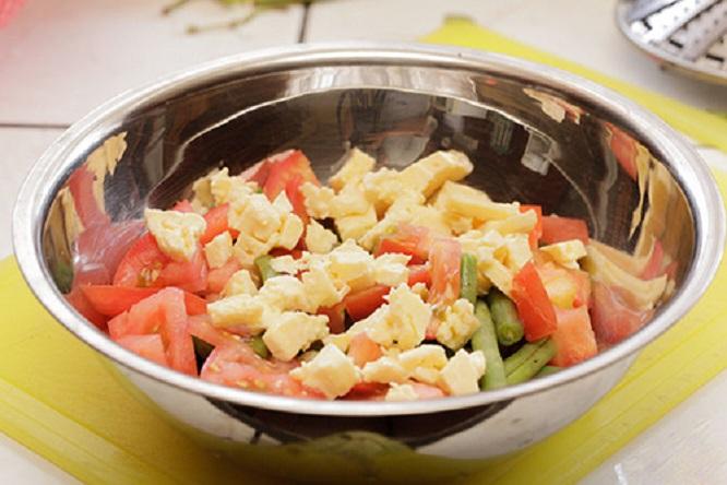 Salad đậu đũa - giúp giảm cân