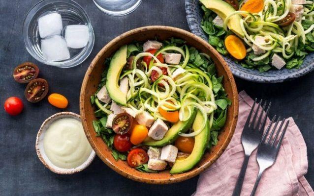 Chế độ ăn DASH - Thực cân giảm cân - Điều hòa huyết áp - Cover