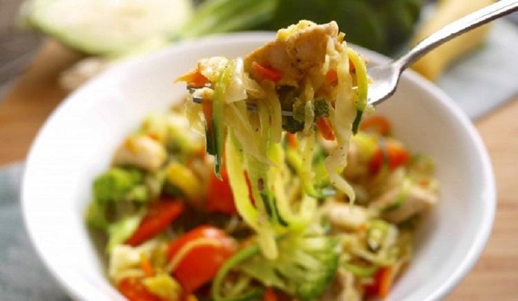 Chế độ ăn DASH - Thực cân giảm cân - Điều hòa huyết áp ngày 2