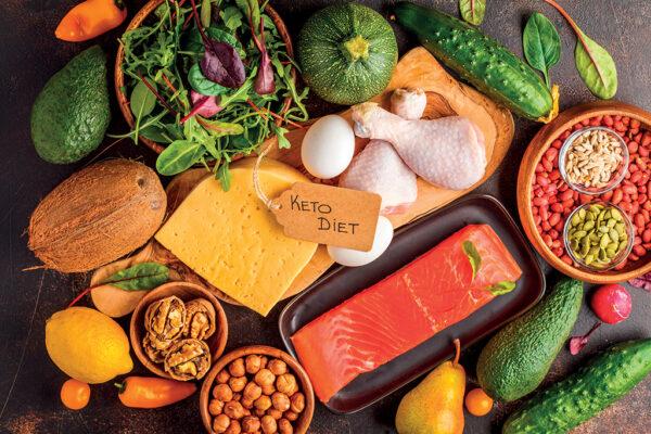 Thực đơn giảm cân cho nữ - tăng cường rau xanh và thịt cá