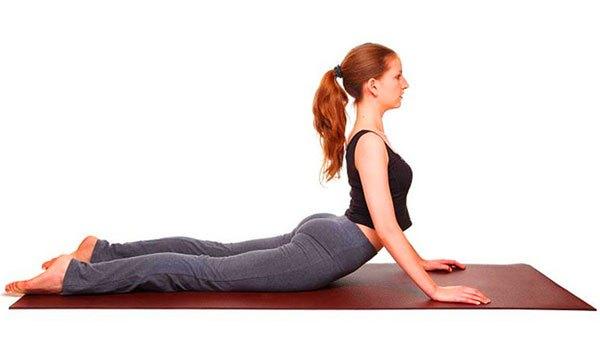 Thực đơn giảm cân sau sinh kết hợp tập thể dục tại nhà hiệu quả - Bài tập lưng