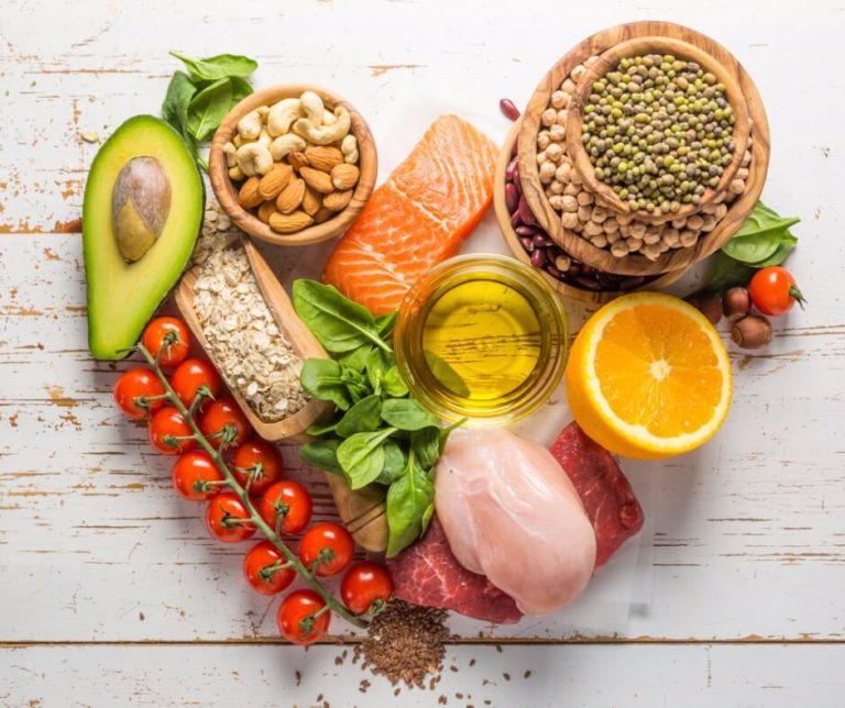 Thực đơn giảm cân sau sinh - các món ăn giúp giảm cân sau sinh