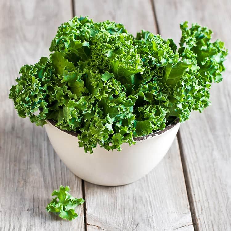 Cải xoắn - 7 loại thực phẩm nên ăn tăng cơ bụng giảm mỡ