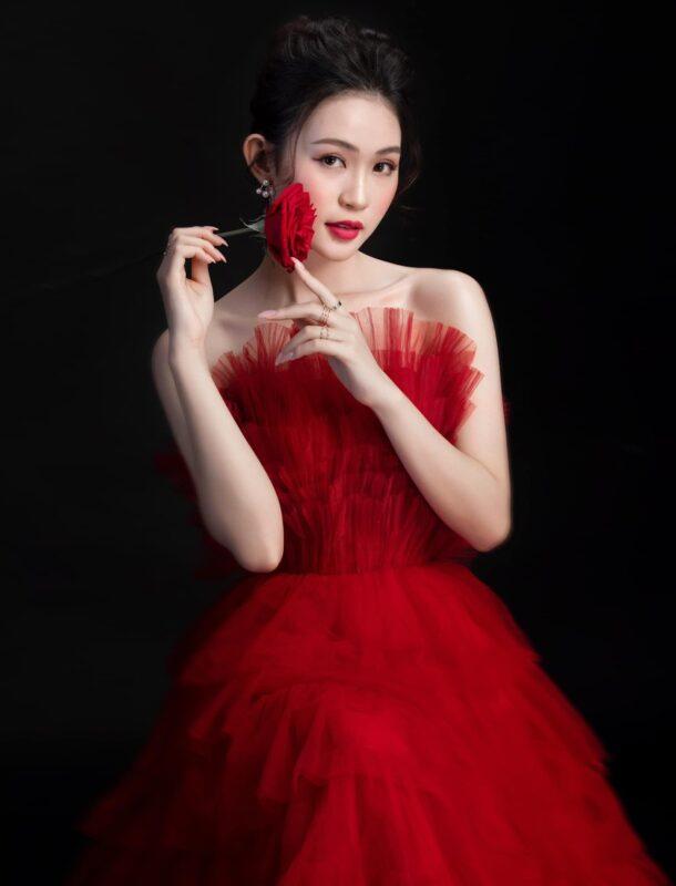 Người đẹp Minh Anh được yêu thích nhất HHVN 2020 7