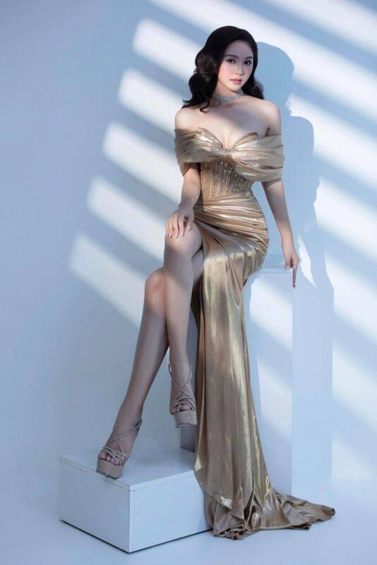 Người đẹp Minh Anh được yêu thích nhất HHVN 2020 3