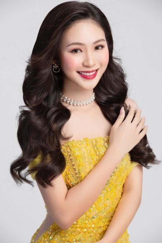 Người đẹp Minh Anh được yêu thích nhất HHVN 2020 2