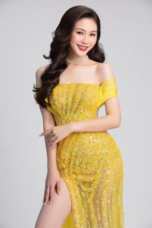 Người đẹp Minh Anh được yêu thích nhất HHVN 2020 5