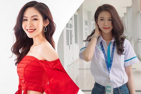 Người đẹp Minh Anh được yêu thích nhất HHVN 2020