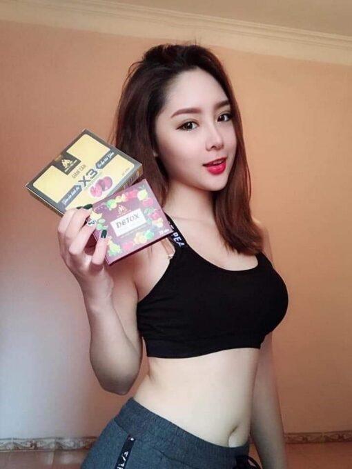 Giảm cân Slim X3 Chính hãng - Hotgirl tin dùng lấy lại vóc dáng thon gọn
