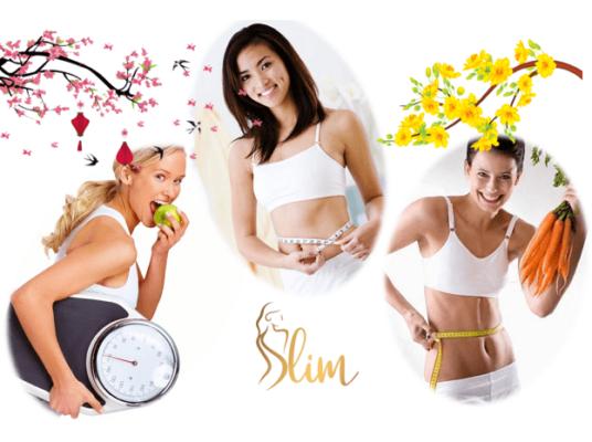 5 mẹo giảm cân sau Tết hiệu quả tại nhà - SLIM X3