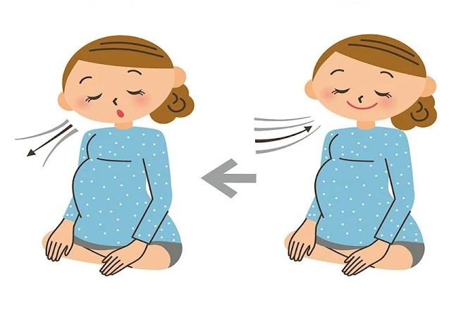 Lấy lại vòng eo con kiến - Mẹo hít thở sâu hỗ trợ giảm mỡ hiệu quả