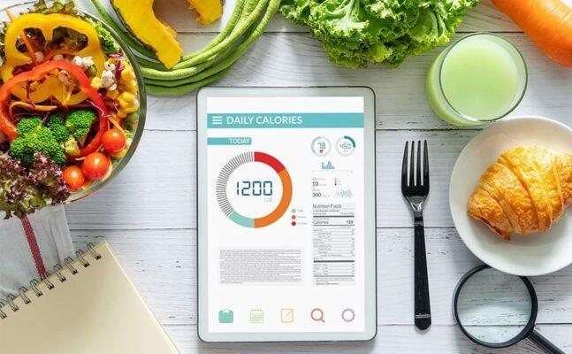 Xây dựng thực đơn giảm cân - Thực phẩm giảm béo - Calo tiêu thụ