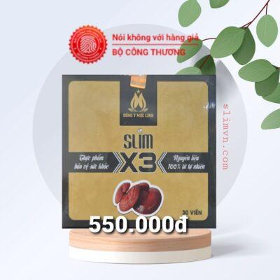 Địa chỉ mua Slim X3 - Bao nhiêu tiền 1 hộp - Mua hàng chính hãng ở đâu