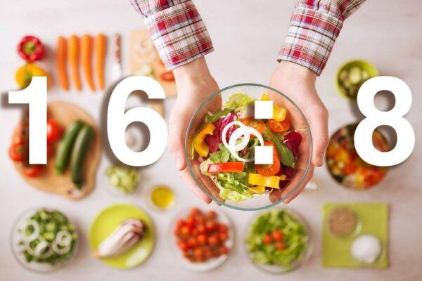 Phương pháp giảm cân nhịn ăn gián đoạn 16:8 cover