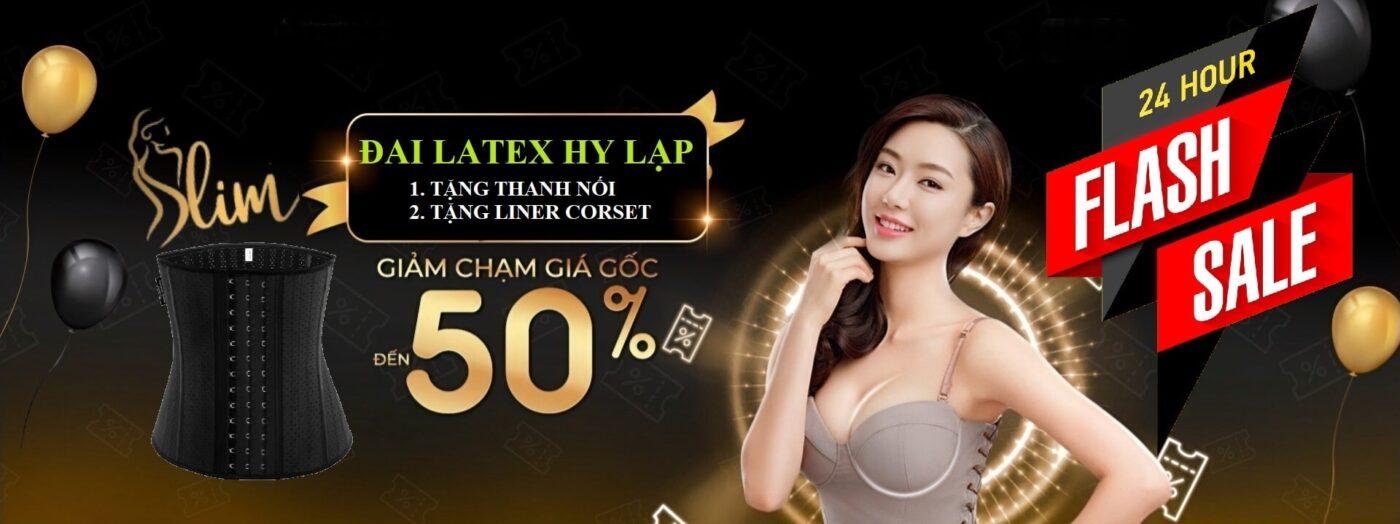 Đai Latex Hy Lap chính hãng - Sale off 50% hàng tuần