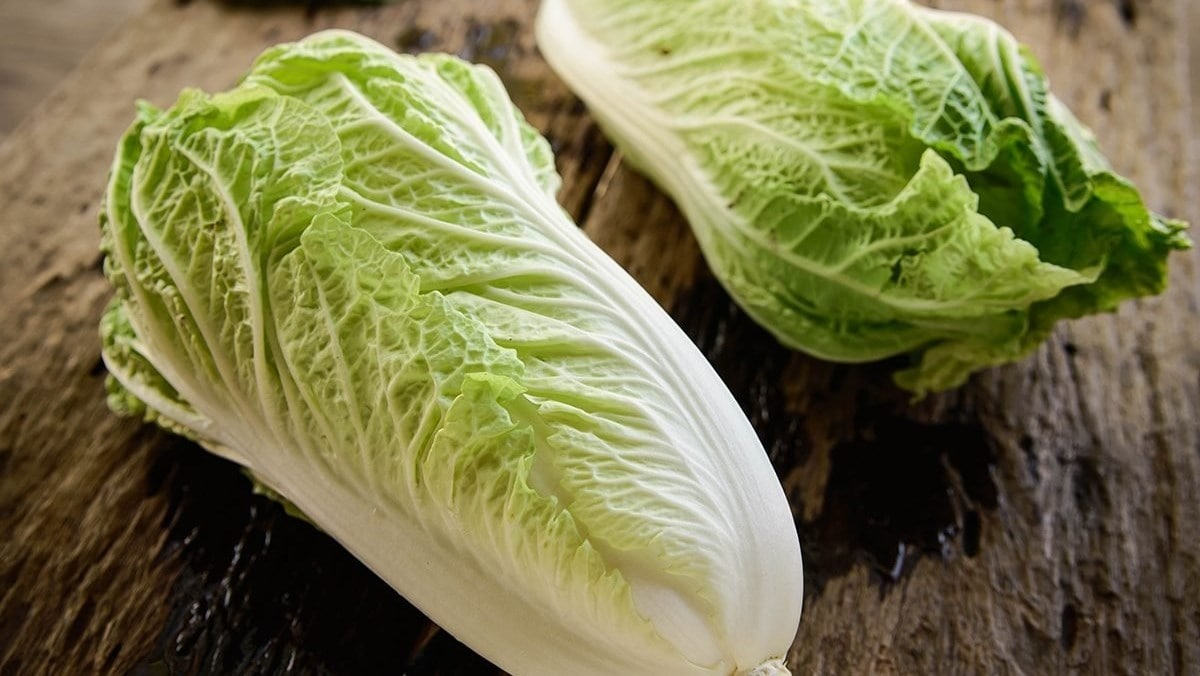 Thực phẩm ít Calo - Cải thảo giúp giảm cân giữ dáng