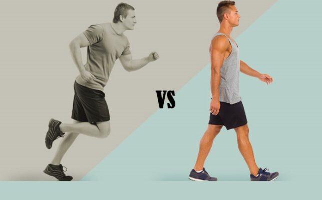 Chạy bộ và đi bộ cái nào tốt hơn? Cách thực hiện hiệu quả nhất