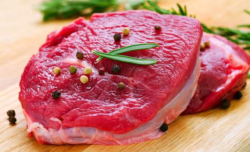 Thực phẩm ít calo tốt cho giảm cân - Thịt lõi mông bò