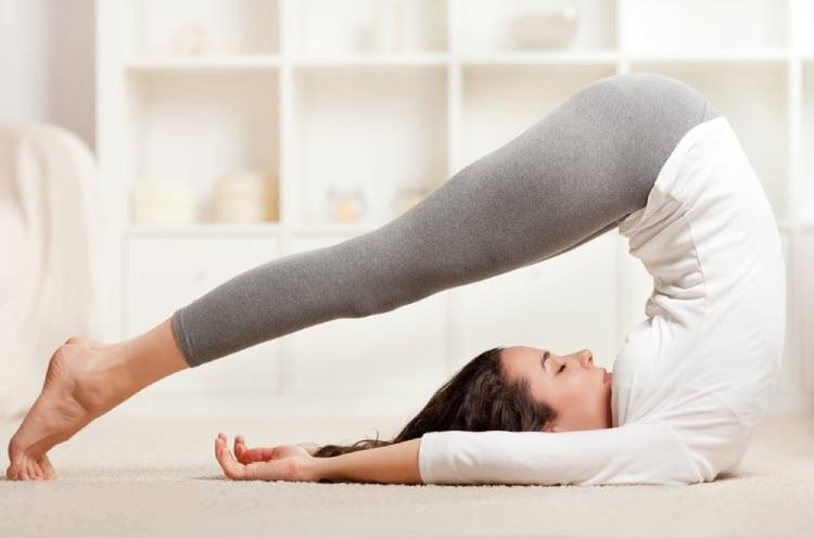 Bài tập tăng chiều cao cho cả nam và nữ - động tác cuộn người pilates