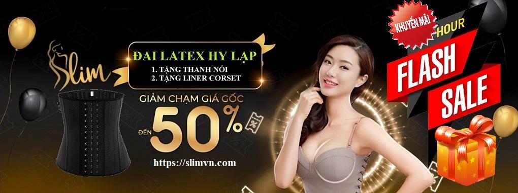 Đai Latex Hy Lap chính hãng - Sale off 50% hàng tuần - Khuyến mãi GIÁ cực số
