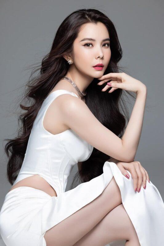 Miss Huỳnh Vy - Hoa hau du lich the gioi 2018