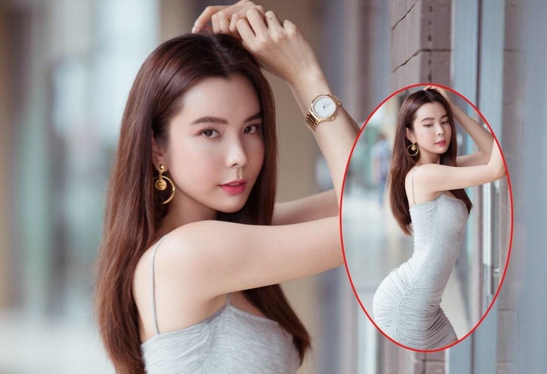 Miss Huỳnh Vy - Hoa hậu du lịch thế giới năm 2018