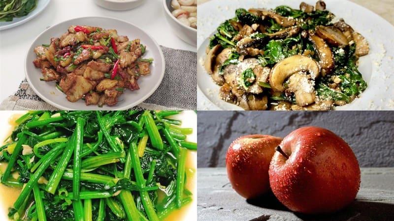 Thực đơn giảm cân cho nữ - bữa trưa đơn giản