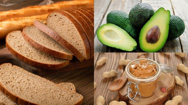 Thực đơn giảm cân cho nữ - chất béo tốt - bữa sáng